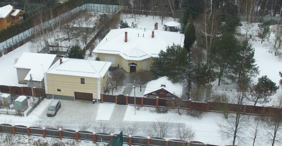 Александр Масляков, дом, где живет