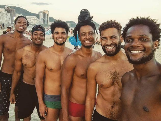 Негры, чернокожие