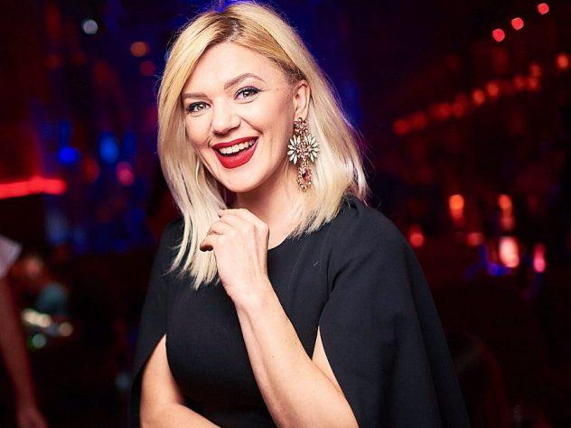 Алена Филонова Голая