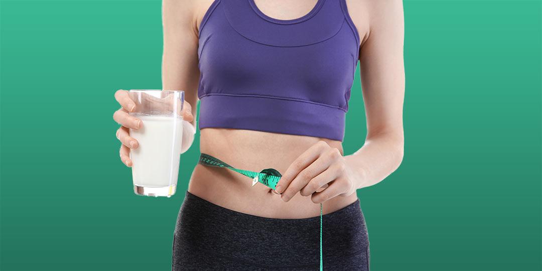Марафон похудения, молочные продукты, польза и вред