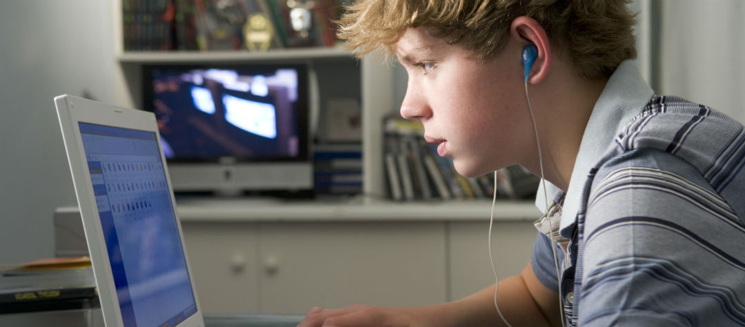 Дети и компьютерные игры