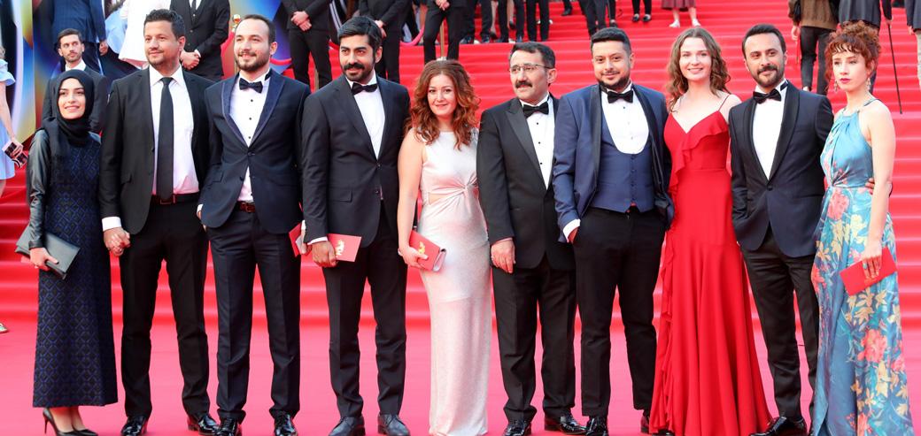Закрытие 41-го Московского Международного кинофестиваля