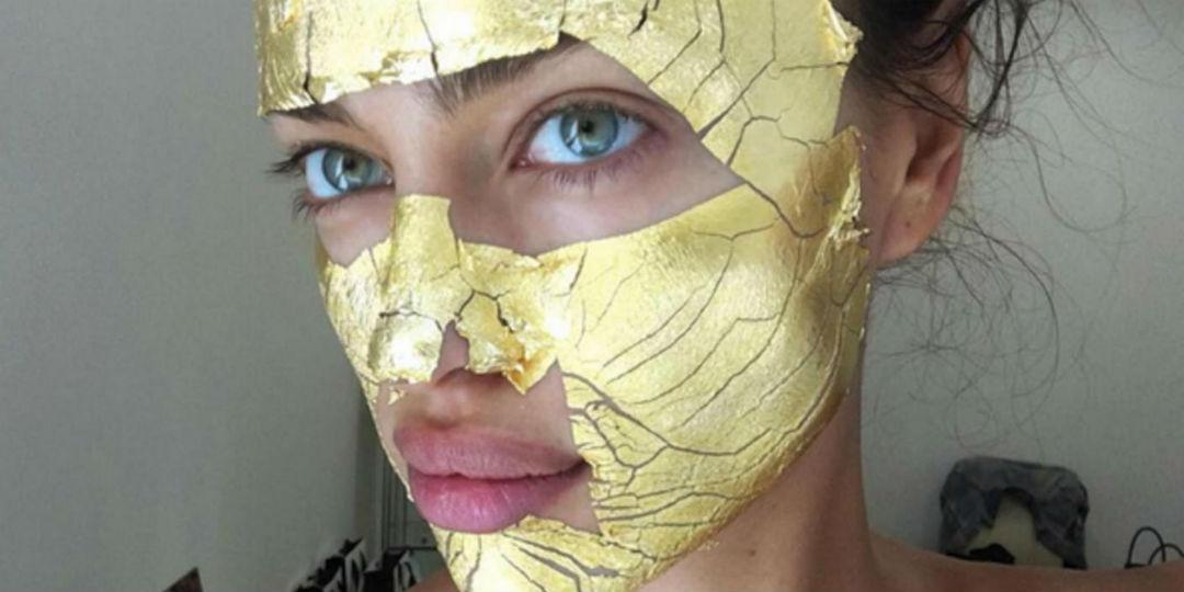 Золотая маска Ирины Шейк