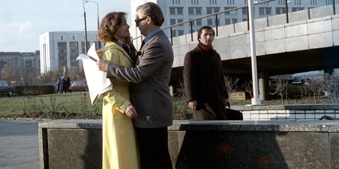 Вера Валентиновна и Олег Павлович потом дружили много лет