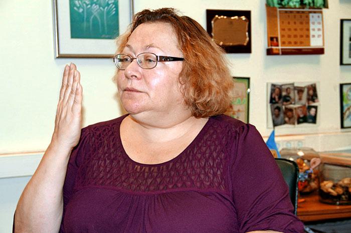 Лингвист и переводчик Анна Комарова