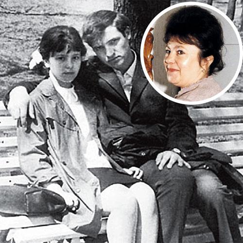 Александр начал ухаживать за своей будущей женой Галиной еще в школе