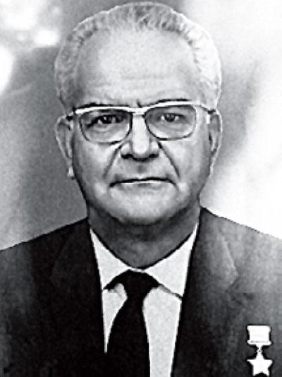 Рамон Меркадер в СССР
