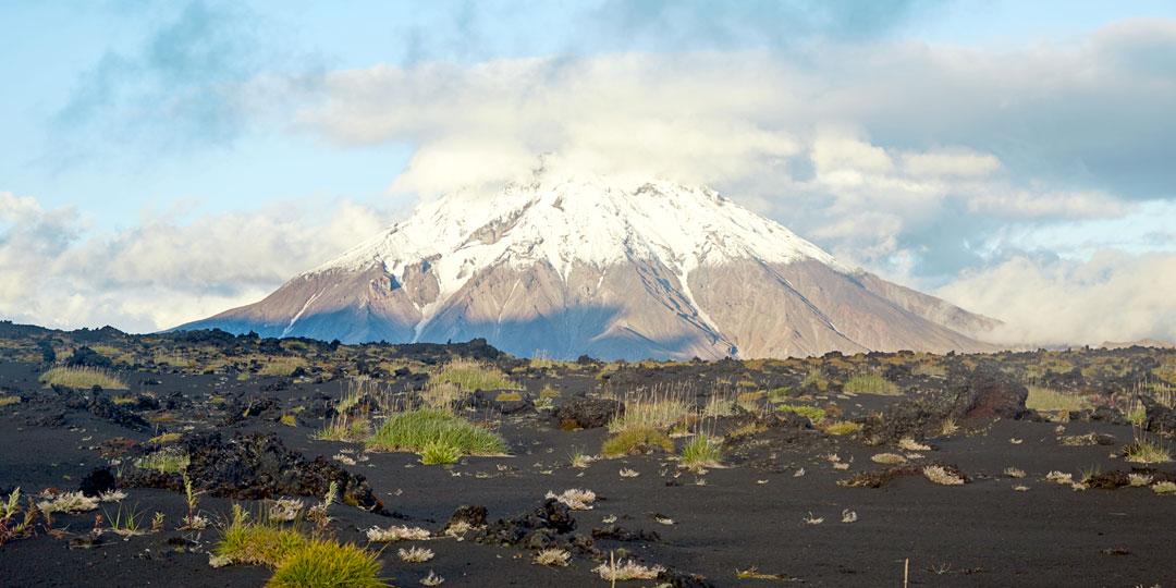 Дикий край гейзеров и вулканов раскрывает свои тайны только тем, кто путешествует на своих двоих