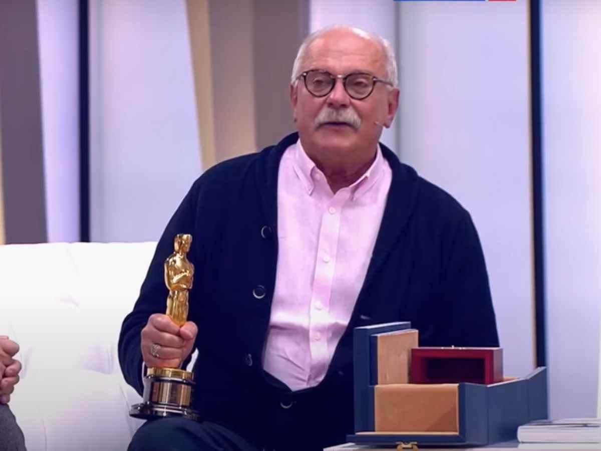 """Никита Михалков рассказал, как потерял """"Оскара"""""""