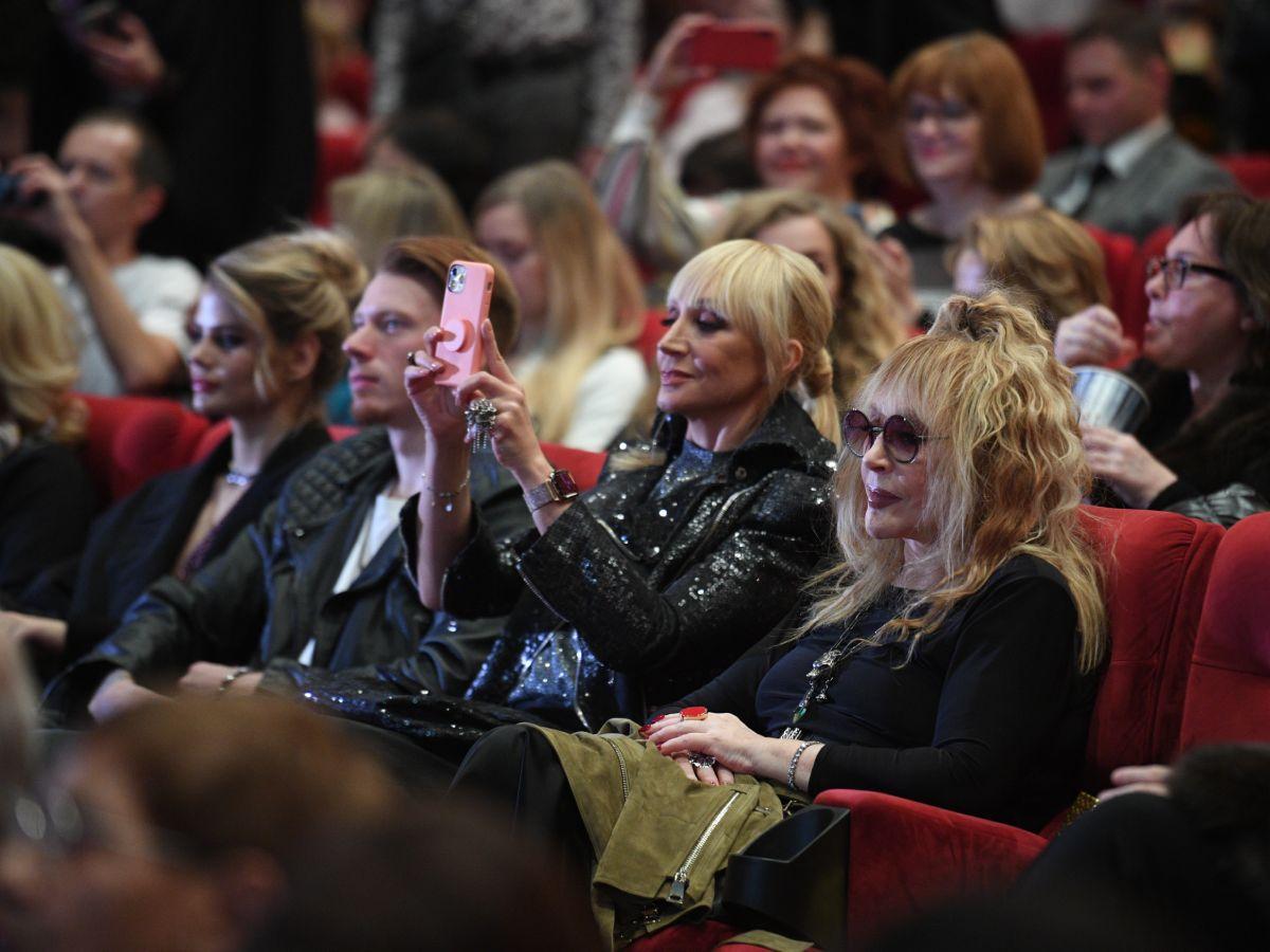 «У детей радость!»: большое семейство Пугачевой объединилось